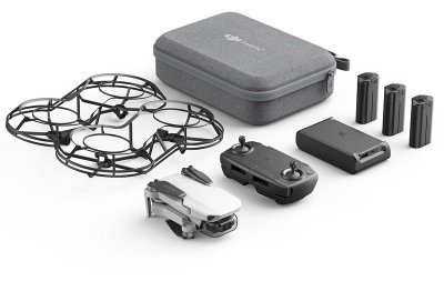 Квадрокоптер DJI Mavic Mini Fly More Combo (EU)